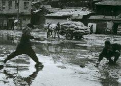 1956 Seoul, by Yi, Hyeong-rok