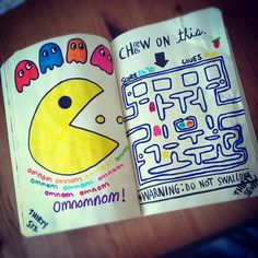 wreck this journal pages - Google Search