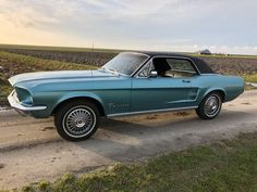 Ford USA - Mustang C-code V8 - 1968 Mustang For Sale