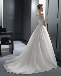 Rosa Clara Two Remma, $1,150 Size: 14 | Sample Wedding Dresses