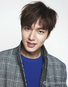 Lee Min Ho's Interview Photos