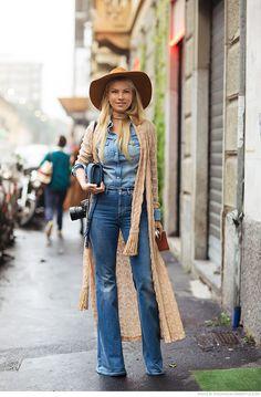 INSPIRAÇÃO - STREET STYLE - Juliana Parisi - Blog