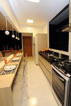 Cozinha 2 quartos
