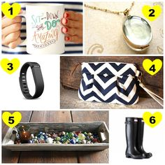 2014 Holiday Gift Guide for women.  30 gifts in every price range! {Canary Street Crafts}