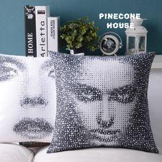 modern velvet rectangular pillow - Google Search