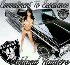 Commitment To Excellence, Oakland Raiders