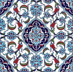 Turkish-Tle-Art