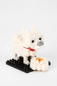 Nano Blocks - Dog  #UrbanOutfitters