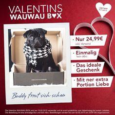 VALENTINS SPEZIAL  Bestelle die einmalige Valentins Box für nur 24,99€. Schnell sein lohnt sich: Limitiert auf 200 Stück http://bit.ly/Jetzt-Bestellen