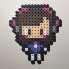 Welcome to the Pixelated Overwatch Spotlight, featuring Hana Song, also known as D. Va. You can see my tutorial here: https://youtu.be/kQuj-v0V5xY
