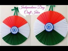 DIY Republic Day Decor Ideas/Easy Independence Day Craft for Kids/DIY Tricolour Paper wall Hanging - Decoration landscaping architectural and artistic designs & decoration videos Independence Day Drawing, Independence Day Activities, 15 August Independence Day, Independence Day Decoration, Paper Wall Hanging, Wall Hanging Crafts, Paper Crafts For Kids, Craft Activities For Kids, Preschool Learning
