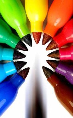 World Trade System Budapest irodaszer iskolaszer webáruház Love Rainbow, Taste The Rainbow, Over The Rainbow, Rainbow Colors, Rainbow Stuff, Rainbow Magic, World Of Color, Color Of Life, All The Colors