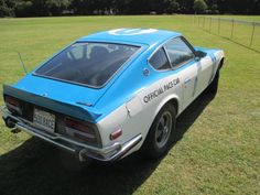 1-of-50 1972 Datsun 240Z Commemorative Pace Cars