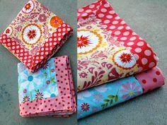 Sewing Secrets: DIY Fast and Easy Baby corner Blanket