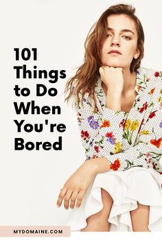 17 productive things to do at home when you 39 re bored boredom busters. Black Bedroom Furniture Sets. Home Design Ideas