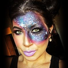 Cosmic Queen by NorthStar164. Upload your Halloween selfie on Sephora's Beauty Board for a chance to be featured!