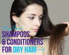 Our Top Picks: The Best Shampoos and Conditioners for Dry Hair
