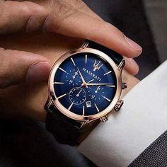 It's blue! It's gold! It's Maserati Epoca Chrono R8871618007. Check it out at astorbond.com --- #astorbond #maserati #maseratiwatches #maseratiwatch #chronograph #watchaddict #watchoftheday #wristwatch #horology #watchnerd #instawatch #watches #watchporn #wristporn #watchesofinstagram #watchfam #mensaccessories #mensstyle #mensfashion #dappermen #dapperday