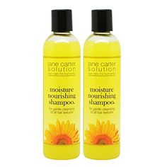 Jane Carter Moisture Nourishing Shampoo 8oz Pack of 2 -- Continue to the product at the image link.(This is an Amazon affiliate link and I receive a commission for the sales)