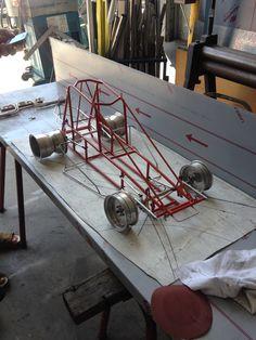 1/4 scale sprint car