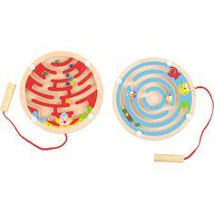 magnetyczny labirynt #creative #toys #kids #fun #labyrinth  http://www.mojebambino.pl/przesuwanki/1325-magnetyczne-labirynty.html