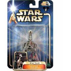 Star Wars Star Tours G2-9t Droid Walt Disney Theme Park Edition $6.99