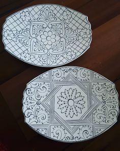 webcam - The World`s Most Visited Video Chat Islamic Patterns, Tile Patterns, Craft Patterns, Pattern Art, Turkish Design, Turkish Art, Ceramic Tile Art, Ceramic Design, Art Optical