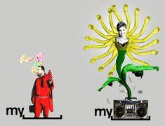 Myspace by (??), 2010.   Animation; http://vimeo.com/18551983