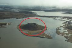 Mystery landforms appearing in Siberia have experts baffled