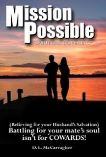 """Unequally Yoked Marriage - Mission Possible Blog: About My Book """"Mission Possible"""""""