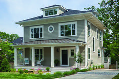 """Green, stylish prefab homes--""""It's the new bragging rights,"""" said Koones. """"People used to brag, I have granite countertops. Today I think it's going to be a lot more substantial to say, 'I pay hardly anything for energy. I'm LEED Platinum"""" (a certification of residential energy conservation)."""