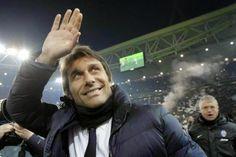 Milan Diam Saat Ditanya Soal Conte