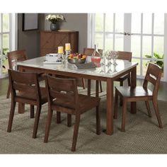 Daily Buying - Simple Living 7-piece Edina Dining Set