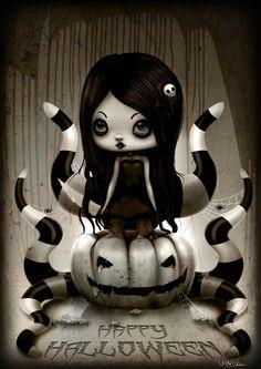 Halloween by liransz.deviantart.com on @deviantART