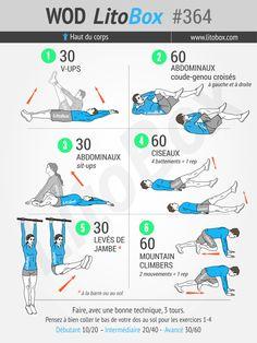 On continue la semaine d'entraînement complet et on va s'attaquer maintenant à la sangle abdominale avec ces 6 exercices au poids du corps. Pensez, pendant