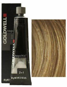 Goldwell Topchic Professional Hair Color 2 1 oz Tube 8B | eBay