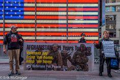 https://flic.kr/s/aHskiiDSkW | War Resisters League war protest in Times Square |   © Erik Mc Gregor - erikrivas@hotmail.com - 917-225-8963