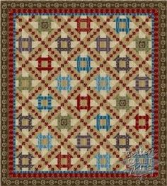 churn dash and woven look chain Quilt Kits, Quilt Blocks, Churn Dash Quilt, Civil War Quilts, Textile Fiber Art, Scrappy Quilts, Small Quilts, Vintage Quilts, Quilt Making