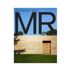 Mr Architecture + Decor (Hardcover) (David Mann)