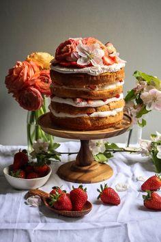 twiggstudios: strawberry milk tres leches cake
