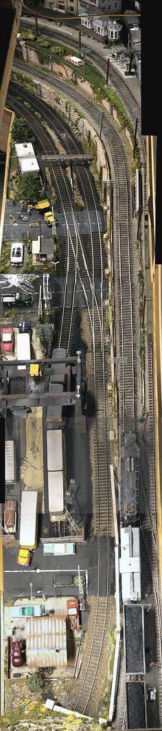 www.haveit.cz I-shelf railroad module (511×2304) #modeltrainlayouts #modeltrainkits