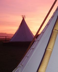 Deepdale Tipis - Unique tipis (teepees or tepees), North Norfolk Coast luxury camping & glamping! Perfect for a family holiday or romantic break for two. Hassle free posh camping.