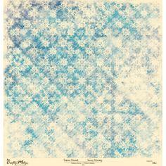 Crafty Moly - Kolekcja Zimowa 2012 - Śnieżny poranek