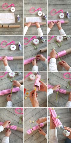 Christmas Crackers DIY - Christmas? I'm doing these for my kids parties this year!