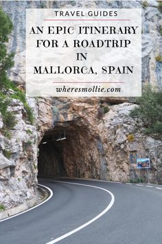 An Epic Itinerary for a Roadtrip in Mallorca, Spain including stops at Valdemossa, Deia, Soller, Pollenca, Port de Pollenca and formentor for the sunset! Best friend goals!