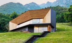 Extraordinary alpine villa in Italy is heated and cooled by the Earth Alps Villa by Camillo Botticini Architetto – Inhabitat - Green Design, Innovation, Architecture, Green Building