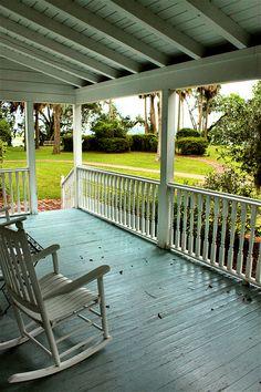 Love this veranda