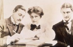 John Barrymore, Lionel Barrymore, Ethel Barrymore  ~ A 3 Barrymore movie is a must see any day on my list! ~ NMB ~