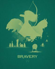 Always be fierce and fearless. Inspired By Merida. Disney Fan, Disney Nerd, Baby Disney, Disney Stuff, Disney Films, Disney Cartoons, Disney Pixar, Dragon Rise, Oliver And Company