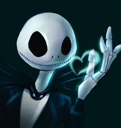 Dibujos e imágenes. Jack. The Nightmare Before Christmas